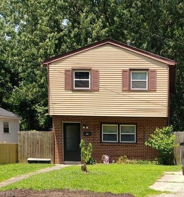 29 Lacrosse St, Hampton, VA 23663 (#10376924) :: Rocket Real Estate