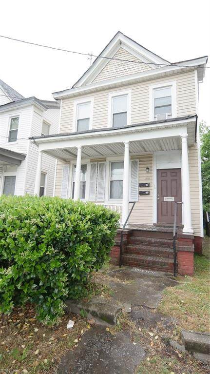 1909 High St, Portsmouth, VA 23704 (#10376977) :: Rocket Real Estate
