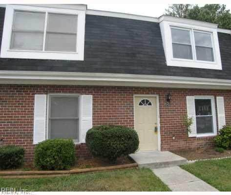 350 Susan Constant Dr, Newport News, VA 23608 (#10376983) :: Team L'Hoste Real Estate