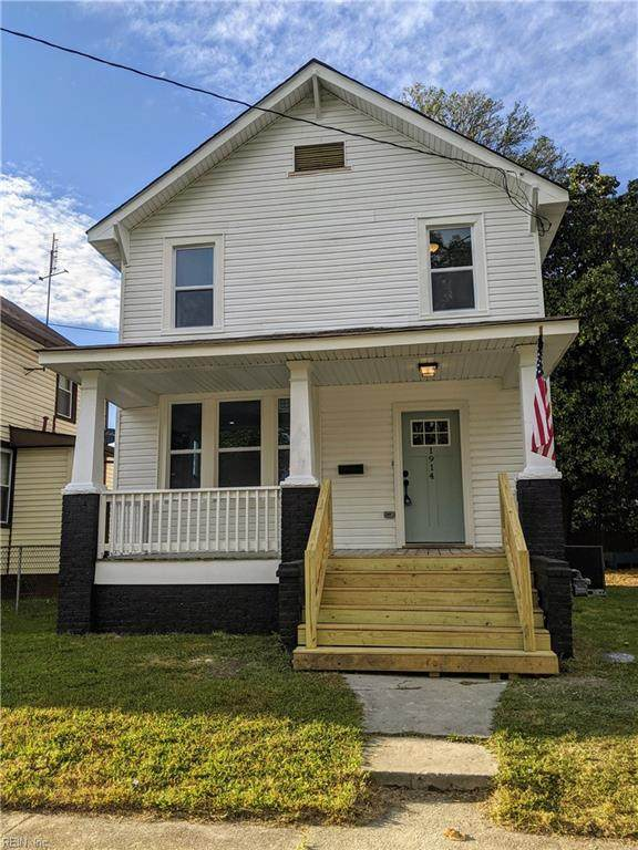 1914 King St, Portsmouth, VA 23704 (#10377086) :: Rocket Real Estate