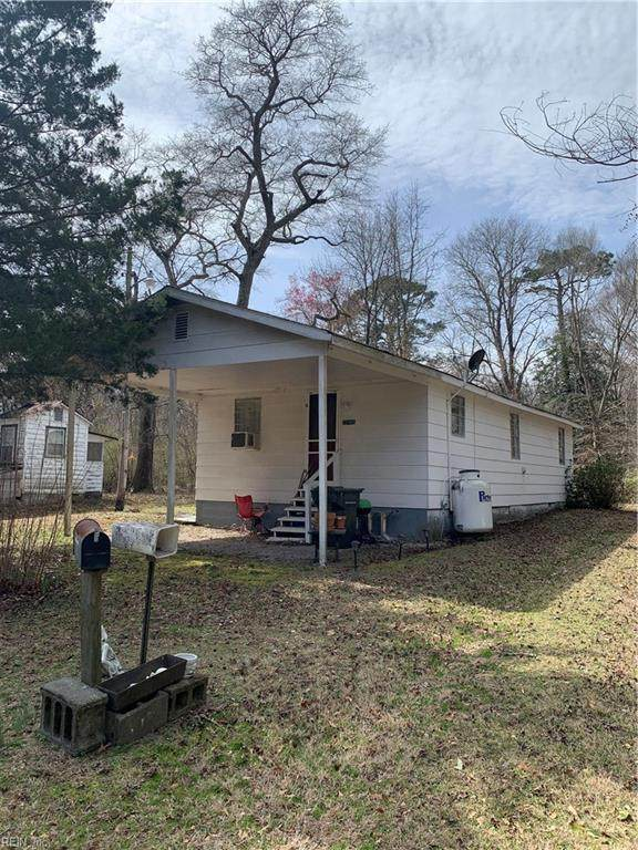 22146 Laurel St, Southampton County, VA 23837 (#10377112) :: RE/MAX Central Realty