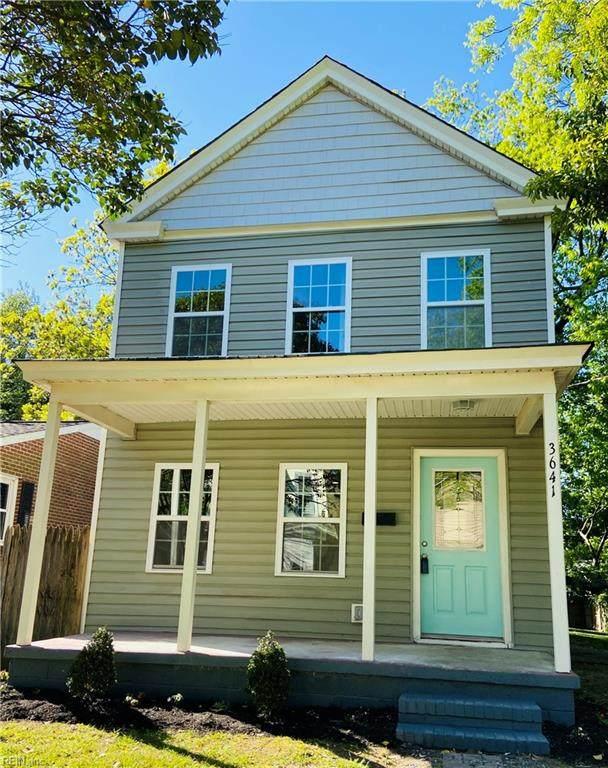 3641 Ervin St, Hampton, VA 23661 (#10377214) :: The Kris Weaver Real Estate Team