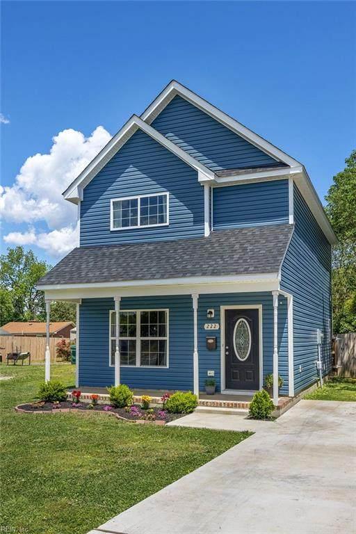 222 Charlotte Ave, Suffolk, VA 23434 (#10377284) :: Abbitt Realty Co.