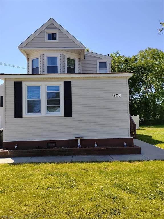 220 Old Buckroe Rd, Hampton, VA 23663 (#10377423) :: RE/MAX Central Realty