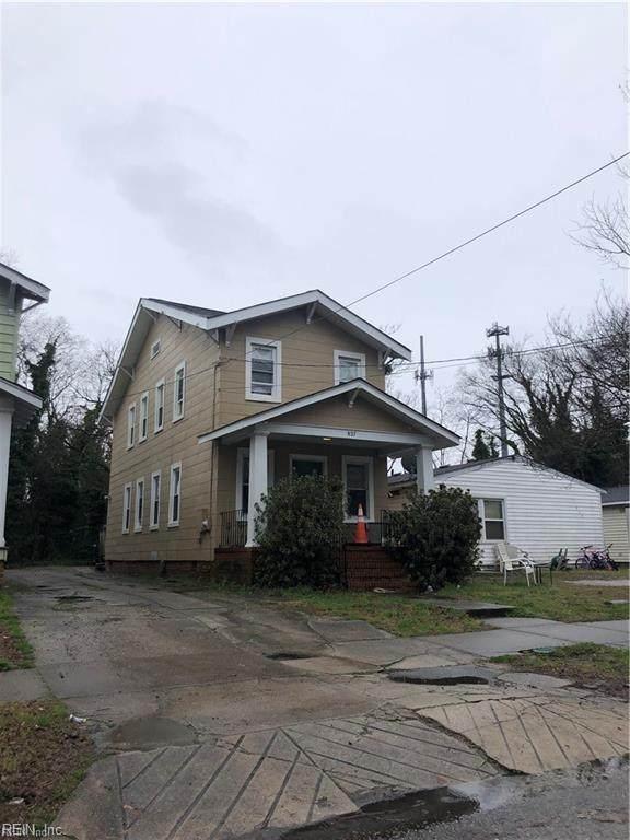 827 W 41st St, Norfolk, VA 23508 (#10377485) :: Atkinson Realty