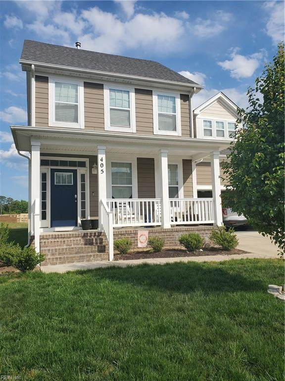 405 Terrywood Dr, Suffolk, VA 23434 (#10377513) :: Rocket Real Estate