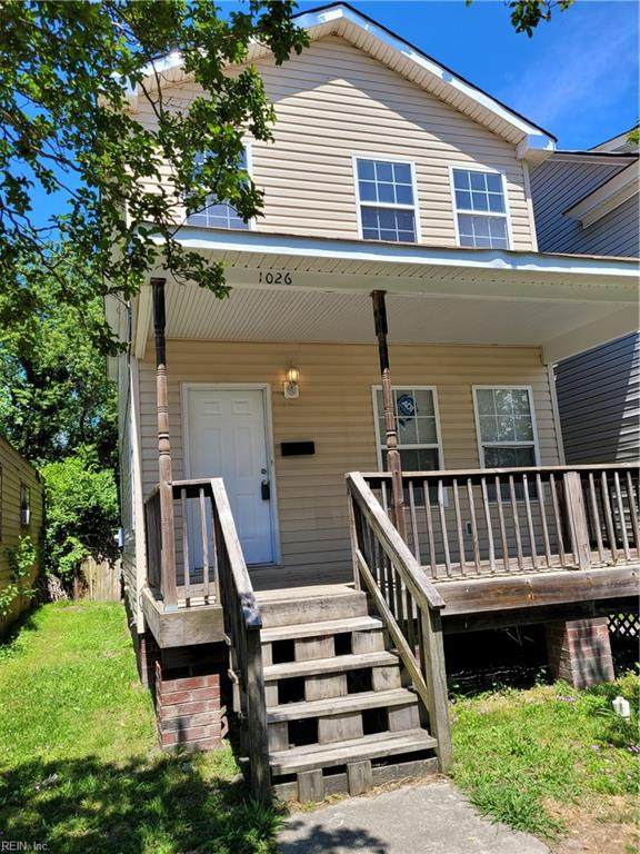 1026 Galt St, Norfolk, VA 23504 (#10377795) :: RE/MAX Central Realty