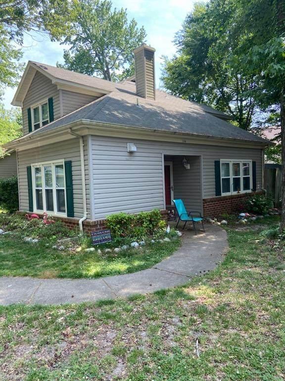 106 Feathergrass Park, York County, VA 23692 (MLS #10378615) :: AtCoastal Realty