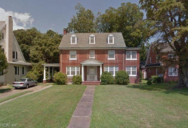 3213 Chesapeake Ave, Hampton, VA 23661 (MLS #10378954) :: AtCoastal Realty