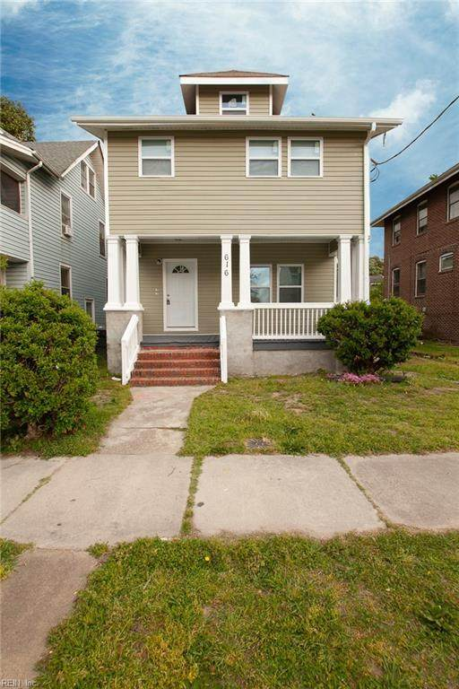 616 W 36th St, Norfolk, VA 23508 (#10378987) :: Berkshire Hathaway HomeServices Towne Realty