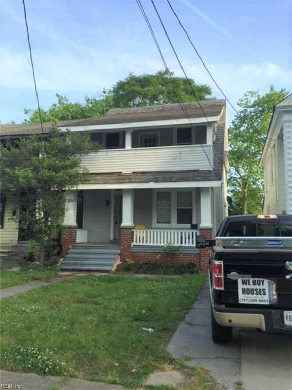 111 E 39th St, Norfolk, VA 23504 (#10379061) :: Crescas Real Estate