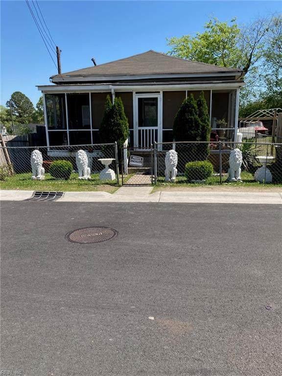 234 N 4th St, Suffolk, VA 23434 (MLS #10379063) :: Howard Hanna Real Estate Services