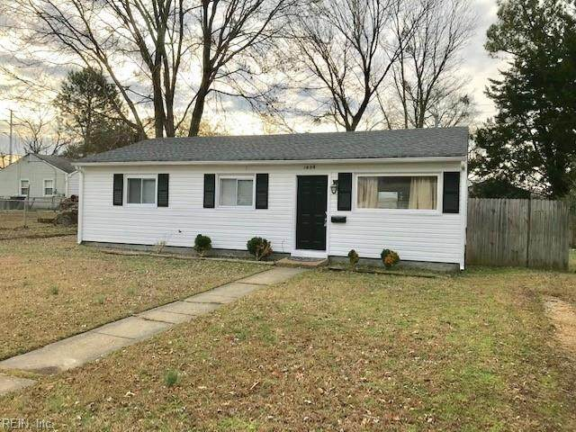 1834 Moger Dr, Hampton, VA 23663 (#10379174) :: Berkshire Hathaway HomeServices Towne Realty