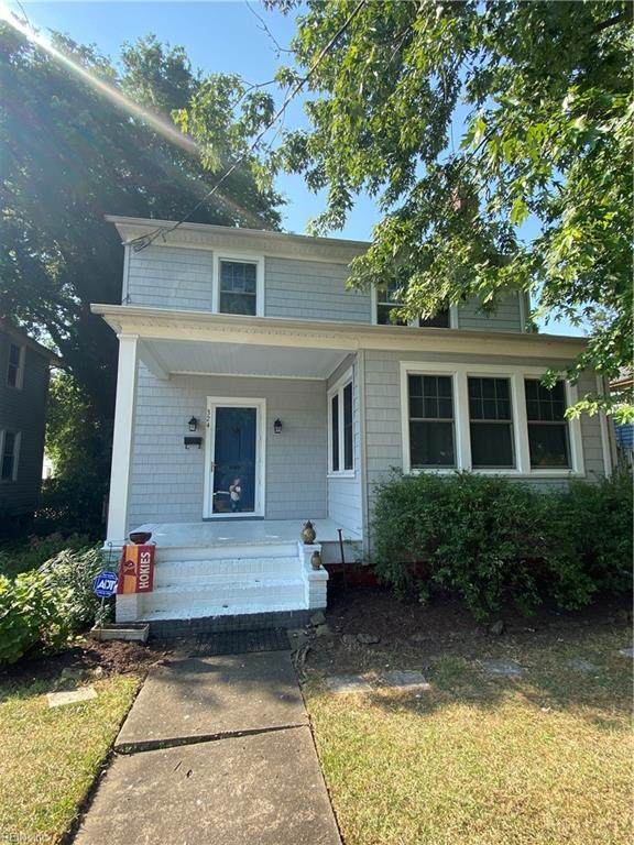 324 61st St, Newport News, VA 23607 (#10379331) :: Berkshire Hathaway HomeServices Towne Realty
