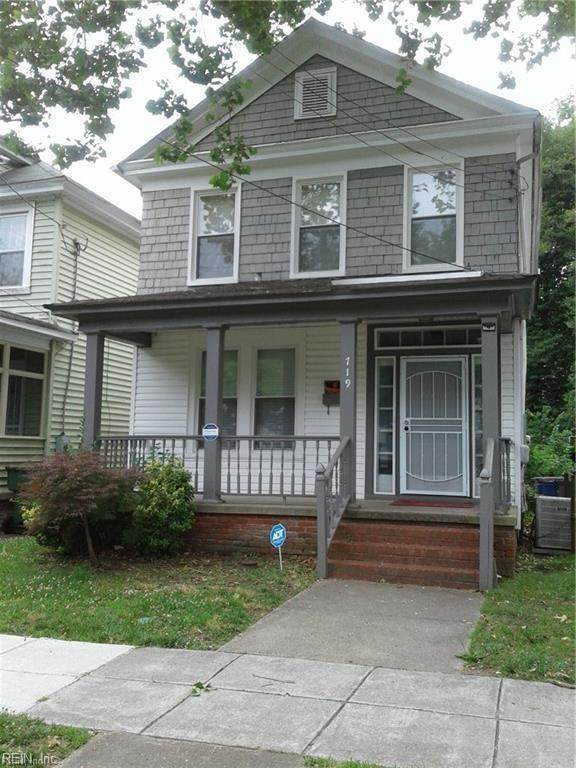 719 W 29th St, Norfolk, VA 23508 (#10379418) :: RE/MAX Central Realty