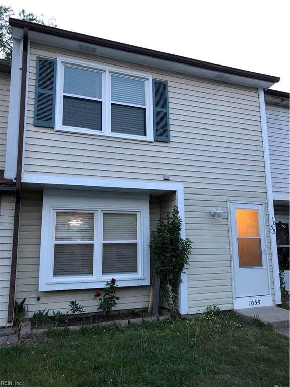 1059 Commonwealth Pl, Virginia Beach, VA 23464 (MLS #10380535) :: Howard Hanna Real Estate Services