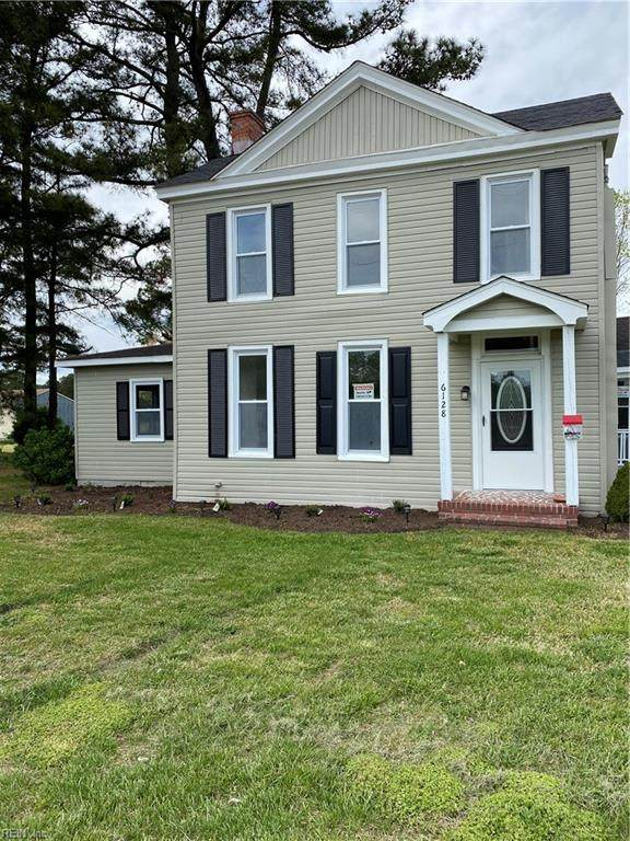 6128 Old Myrtle Rd, Suffolk, VA 23434 (#10380542) :: RE/MAX Central Realty