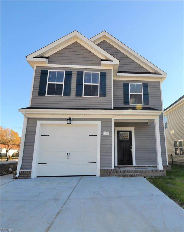 123 Shea St, Portsmouth, VA 23701 (#10380608) :: The Bell Tower Real Estate Team