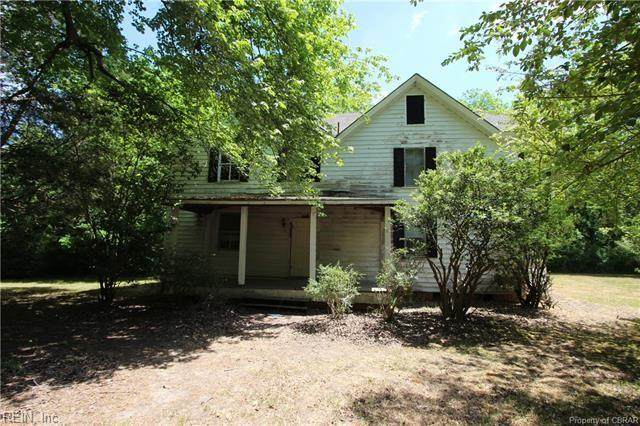 4775 New Point Comfort Hwy, Mathews County, VA 23138 (#10380723) :: Atkinson Realty