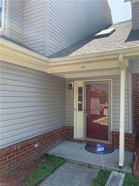 103 Monarch Glade, York County, VA 23692 (MLS #10380868) :: AtCoastal Realty