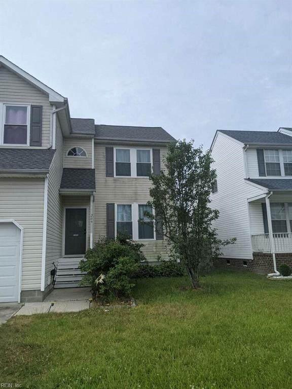 209 Outlaw St, Chesapeake, VA 23320 (#10380870) :: Community Partner Group