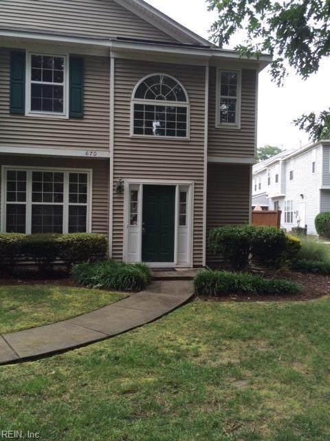 670 Windbrook Cir, Newport News, VA 23602 (#10380963) :: Atlantic Sotheby's International Realty