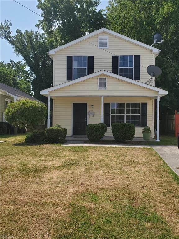 235 Union St, Hampton, VA 23669 (MLS #10381013) :: AtCoastal Realty