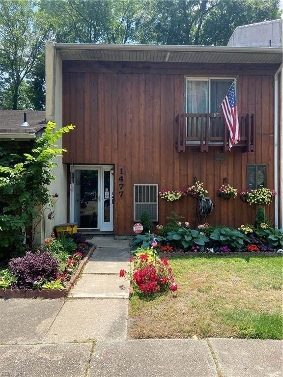 1477 E Tanners Creek Dr, Norfolk, VA 23513 (#10381022) :: Team L'Hoste Real Estate