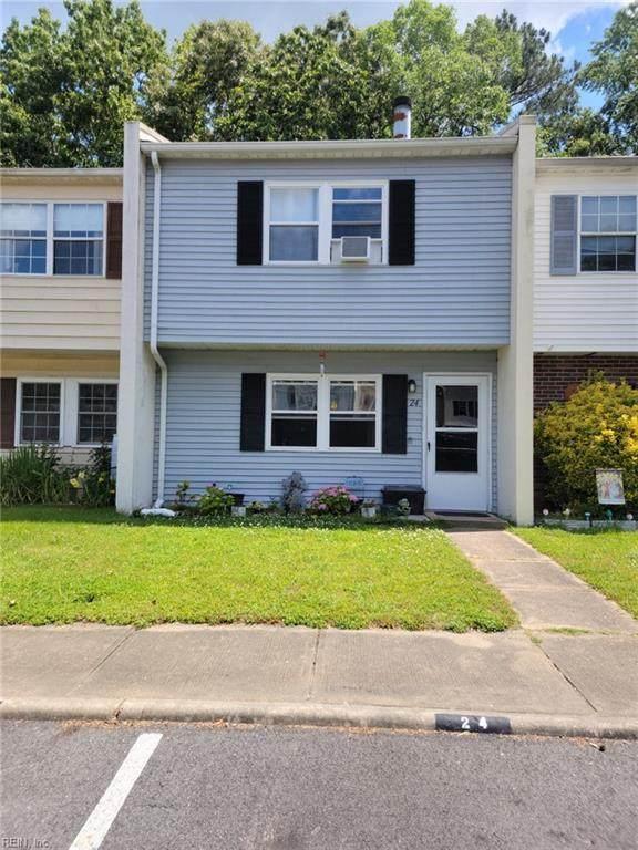 24 Roffman Pl, Newport News, VA 23602 (MLS #10381195) :: AtCoastal Realty