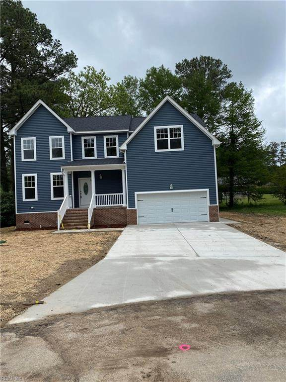 Lot 51 Roland Smith Dr, Gloucester County, VA 23061 (#10381386) :: Atkinson Realty