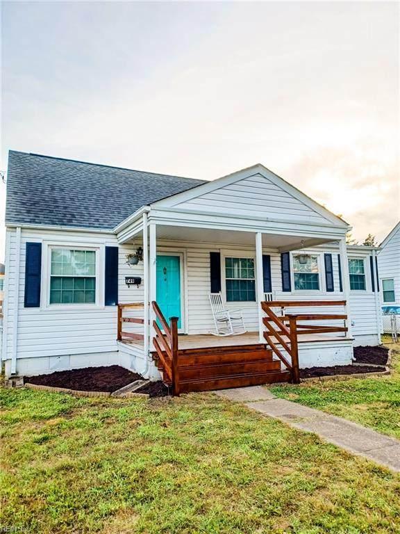 749 Lanier Cres, Portsmouth, VA 23707 (MLS #10381397) :: AtCoastal Realty