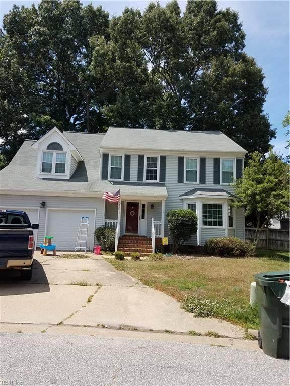 810 Bishop Ct, Newport News, VA 23602 (MLS #10381469) :: AtCoastal Realty