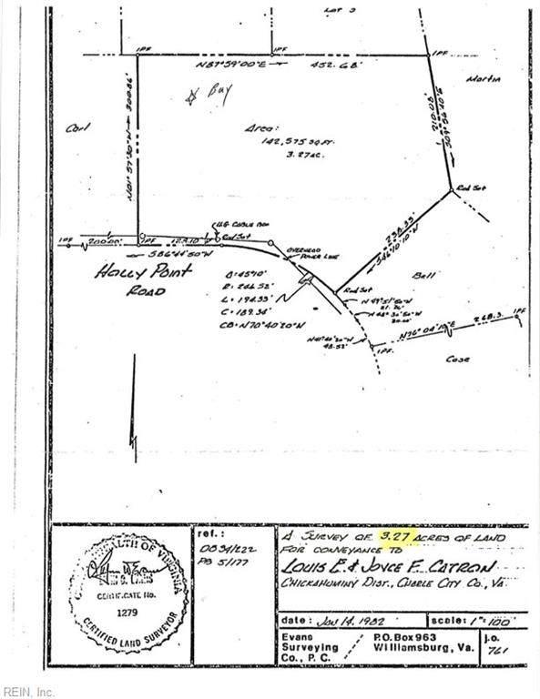 3.27 Pinewood Rd, Charles City County, VA 23185 (#10382095) :: Berkshire Hathaway HomeServices Towne Realty