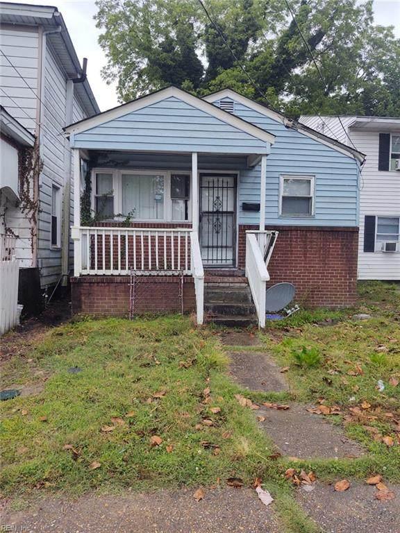 714 17th St, Newport News, VA 23607 (MLS #10382505) :: Howard Hanna Real Estate Services