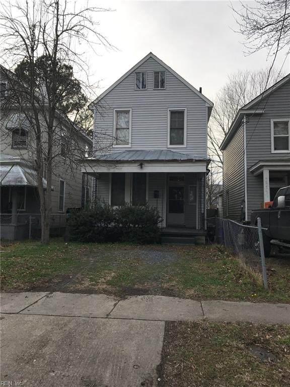1336 Seaboard Ave, Chesapeake, VA 23324 (#10382540) :: Atkinson Realty