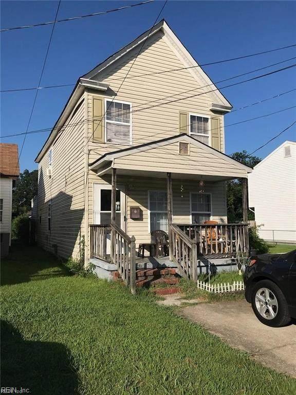 388 Poplar Ave, Newport News, VA 23607 (#10382635) :: RE/MAX Central Realty