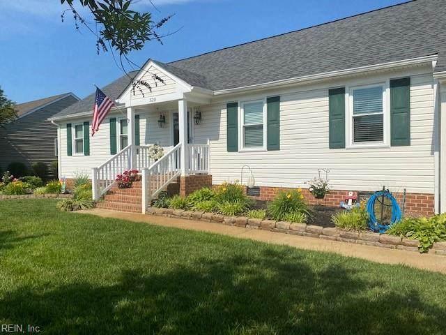 320 Ventosa Dr, Chesapeake, VA 23322 (#10382663) :: Berkshire Hathaway HomeServices Towne Realty