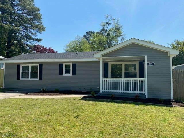 719 Rosewell Ave, Chesapeake, VA 23325 (#10382722) :: The Kris Weaver Real Estate Team