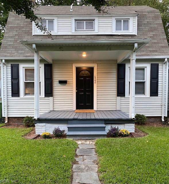 1406 Melrose Pw, Norfolk, VA 23508 (MLS #10382779) :: Howard Hanna Real Estate Services