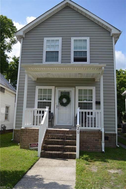 26 Hobson St, Portsmouth, VA 23704 (#10382827) :: Community Partner Group