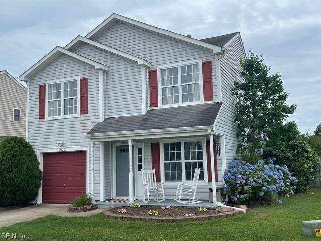 203 Friar Ct, Suffolk, VA 23434 (#10383006) :: Crescas Real Estate
