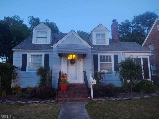 611 Shenandoah St, Portsmouth, VA 23707 (MLS #10383105) :: Howard Hanna Real Estate Services