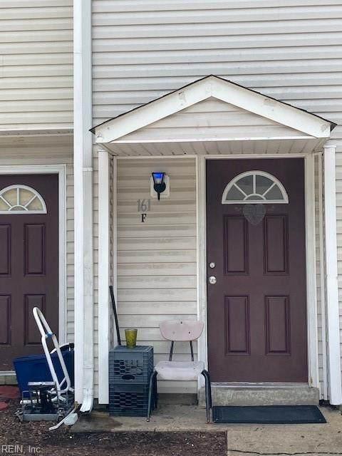 161 Delmar Ln F, Newport News, VA 23608 (#10383136) :: Kristie Weaver, REALTOR