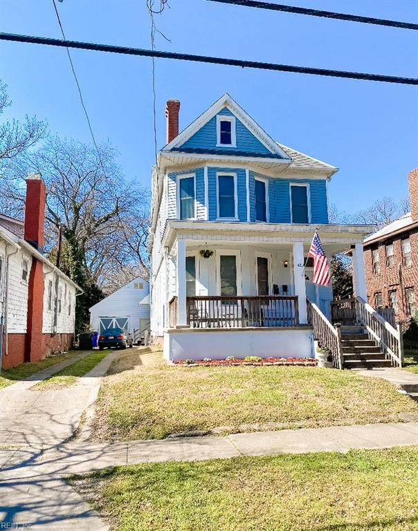 4211 Colonial Ave, Norfolk, VA 23508 (#10383223) :: Berkshire Hathaway HomeServices Towne Realty