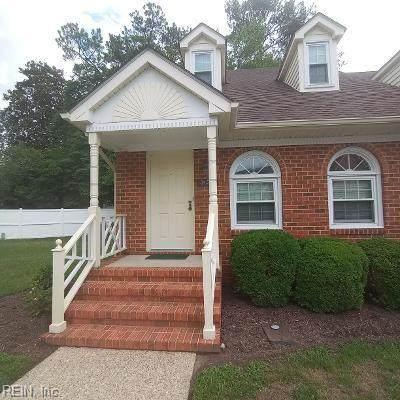 313 Clay St A, Franklin, VA 23851 (#10383285) :: Rocket Real Estate