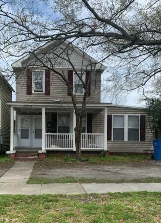 1221 Seaboard Ave, Chesapeake, VA 23324 (#10383377) :: Berkshire Hathaway HomeServices Towne Realty