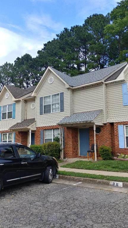 29 Carmine Pl, Hampton, VA 23666 (#10383431) :: Kristie Weaver, REALTOR
