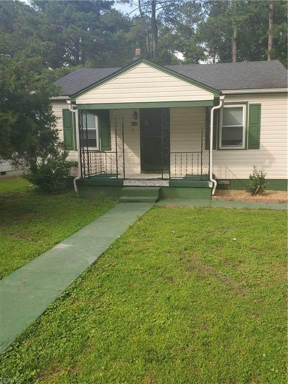 115 Duffy St, Franklin, VA 23851 (#10383548) :: Rocket Real Estate