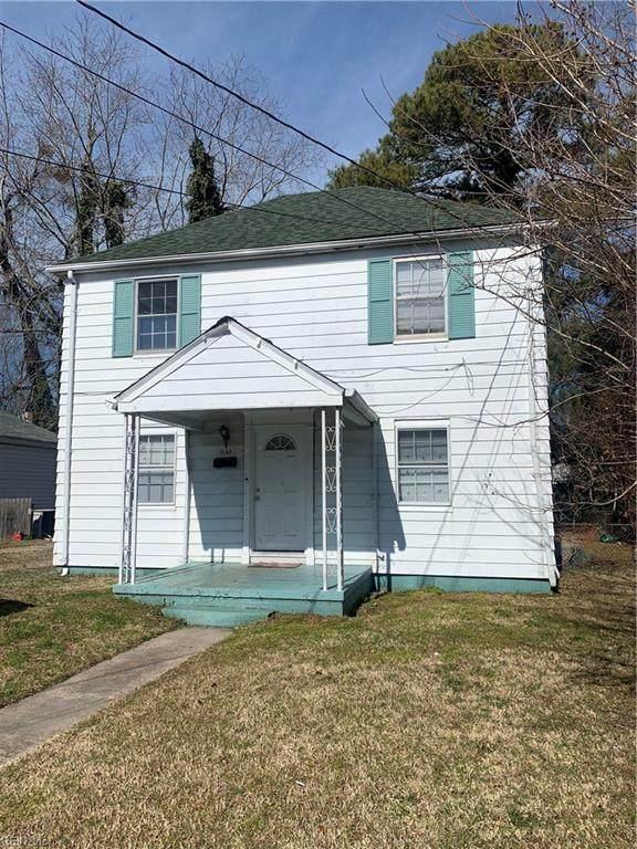 1143 17th St, Newport News, VA 23607 (#10383593) :: Rocket Real Estate