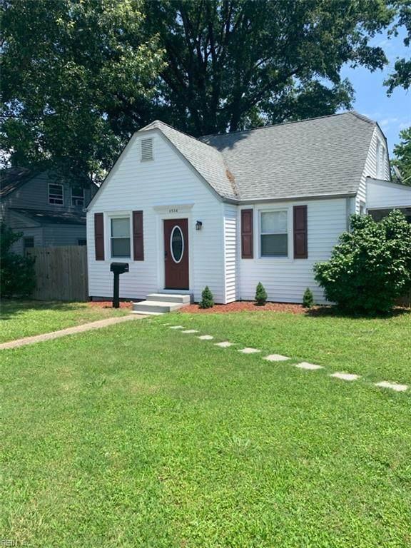 3534 Brest Ave, Norfolk, VA 23509 (#10383597) :: Avalon Real Estate